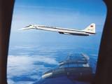 В небе – Ту-144