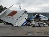 Уничтожение Ту-154 на ВВЦ