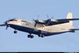 Ан-12 компании Aerolift