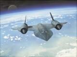A-12 OXCART. Иллюстрация Дрю Блэра с официального сайта ЦРУ