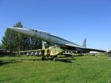 Ту-144 77106 в Монино