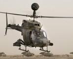Вертолет OH-58D Kiowa