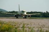 третий опытный самолет Sukhoi Superjet 100 SN 95004