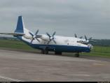Ан-12 авиакомпании Aero Fret Business
