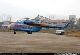 Ми-8 авиакомпании Manang Air