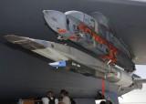 X-51A подвешен к B-52 Stratofortress