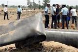 Катастрофа МиГ-27 в Индии