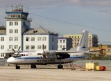 Ан-24 авиакомпании КАТЭК-Авиа