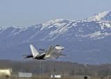 F-22 на Аляске