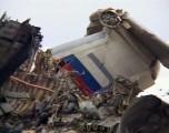Катастрофа Ил-76 в Мирном (2009)