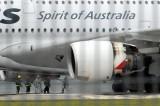 Повреждения двигателя A380