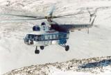 Ми-8 авиакомпании Ямал