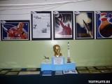 Выставка Космонавтика в плакатах и рисунках
