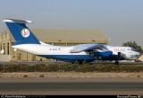Ил-76 Silk Way