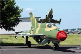МиГ-21М в авиамузее в Гатове