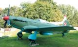 Як9П был стандартом польской истребительной авиации в течение первой послевоенной пятилетки