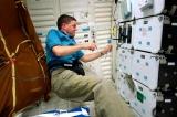 Astronaut Rex Walheim