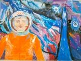 «Я хочу быть космонавтом»