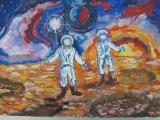 «Мы - будущие космонавты»