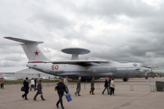 самолет ДРЛОиУ А-50