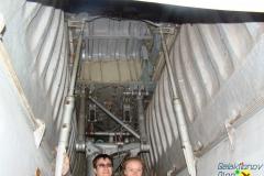Ту-144Д 77115 ниша основной стойки