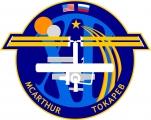 Эмблема 12-й экспедиции на МКС