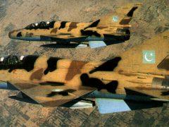 FT-7 ВВС Пакистана