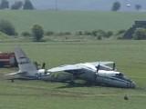 Место аварии Ан-30. Кадр телеканала VVV