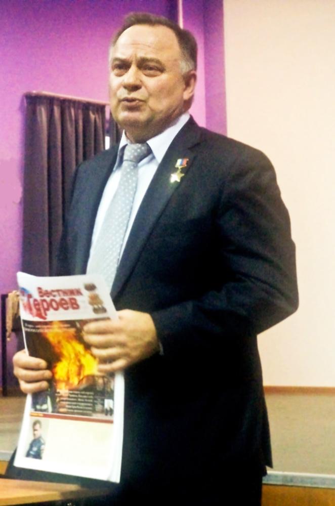 В.А.Андронов