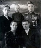 Семья Остапенко