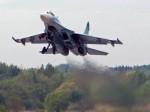 Су-27. Фото РИА Новости, Игорь Зарембо