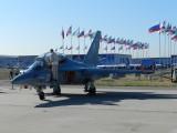 Як-130 на авиашоу