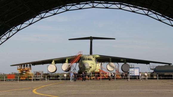 Ил-76МД-90А (Ил-476)