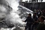 Катастрофа Ан-26 в Сане (Йемен)