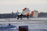 Посадка Т-50-3