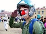 празднование Дня космонавтики в Петропавловской крепости