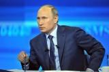 В.В.Путин отвечает на вопросы