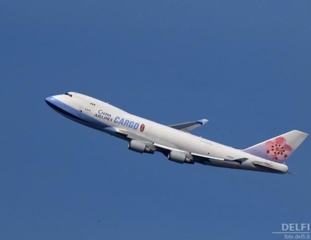 Грузовой Boeing 747