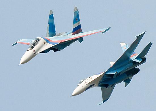 Пилотажная группа «Соколы России»