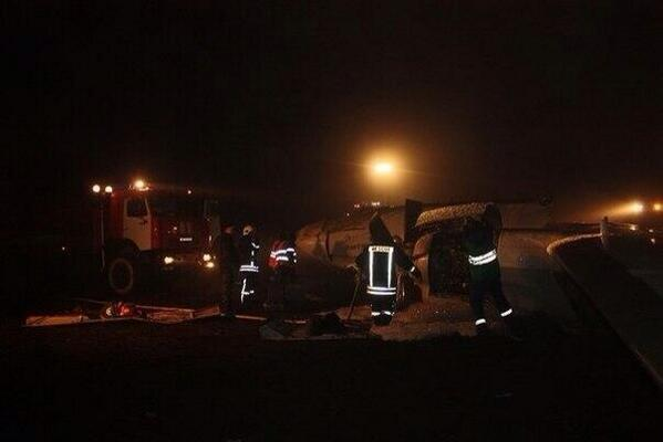 Катастрофа Boeing 737-500