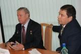 Геннадий Ирейкин и Геннадий Викторов