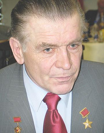 космонавт, Герой Советского Союза Александр Серебров