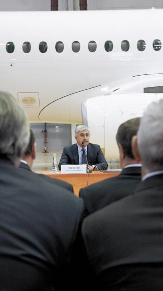 М.А. Погосян – президент ОАК