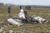 Место авиакатастрофы. Фото: Пресс-служба ГУ МЧС по Калининградской области