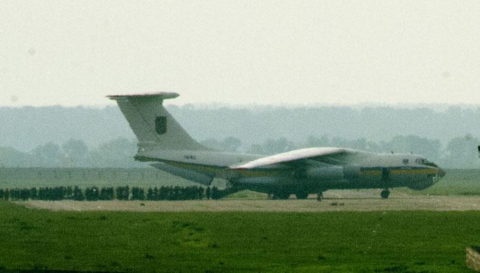 Ил-76 ВВС Украины