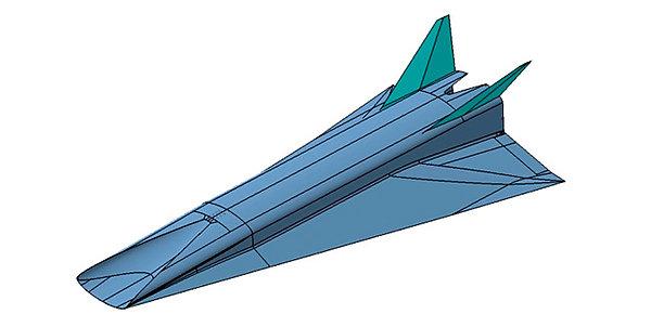 Модель HEXAFLY-INT