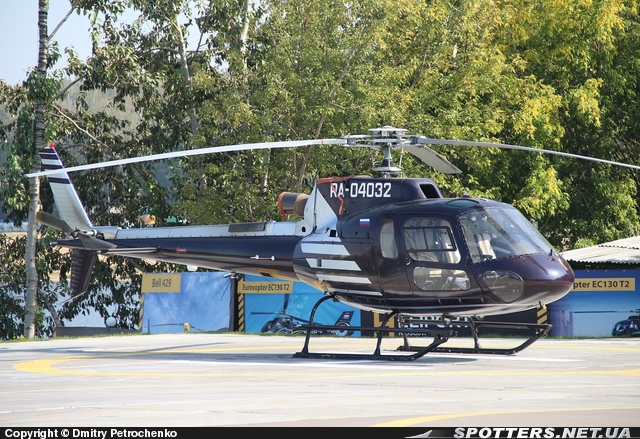 AS350B3 Ecureuil