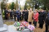 Торжественное открытие креста-памятника на месте погребения генерала Лохвицкого