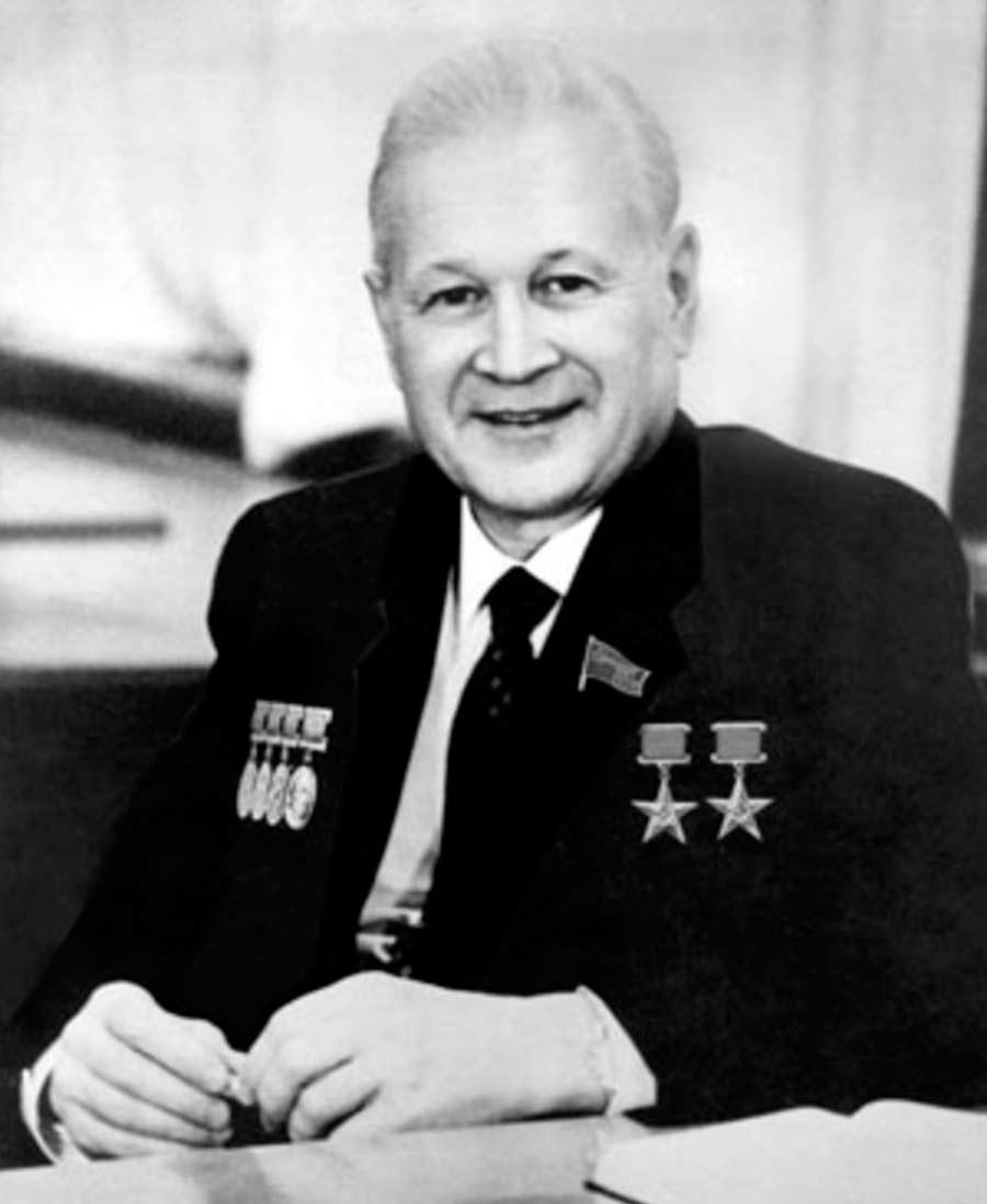 В.Н.Челомей