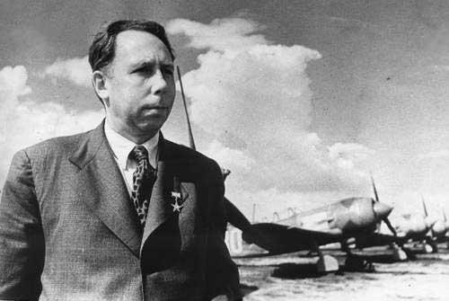 авиаконструктор Семен Алексеевич Лавочкин